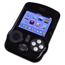 MP5 player 2804 with 2.8 inch screen, Webcam, NES simulator, AV output, micro SD slot, FM radio