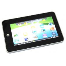 7 inch tablet PC B08 with VIA WM8505 533MHz, 2GB/256MB, Wi-Fi, Webcam