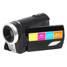 Digital video camera DV7000A, support 4X digital zoom, 12 mega pixels interpolation, 2.4 inch screen