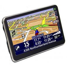 China GPS navigator E600 with 5 inch touch screen, MP3, MP4, unit conversion, calculator, e-book reader, clock