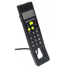 USB Skype phone HM-F15-001 make Skype call as easy as normal telephone