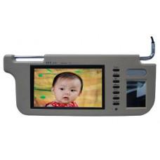 7 inch Sun Visor TFT LCD Monitor
