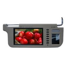 7.6 inch sun visor TFT LCD monitor SUM-768